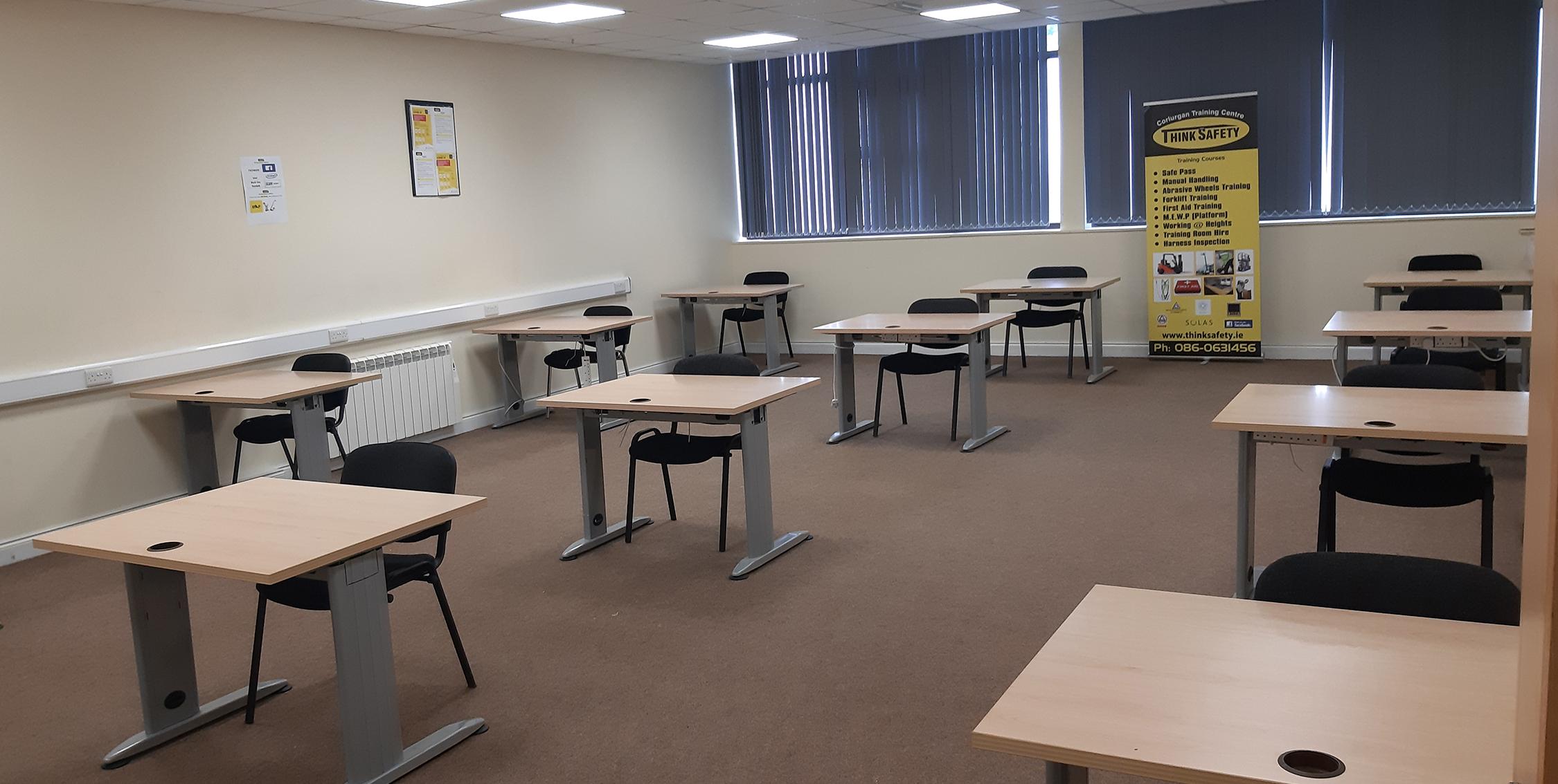 Training Room | Think Safety | Cavan