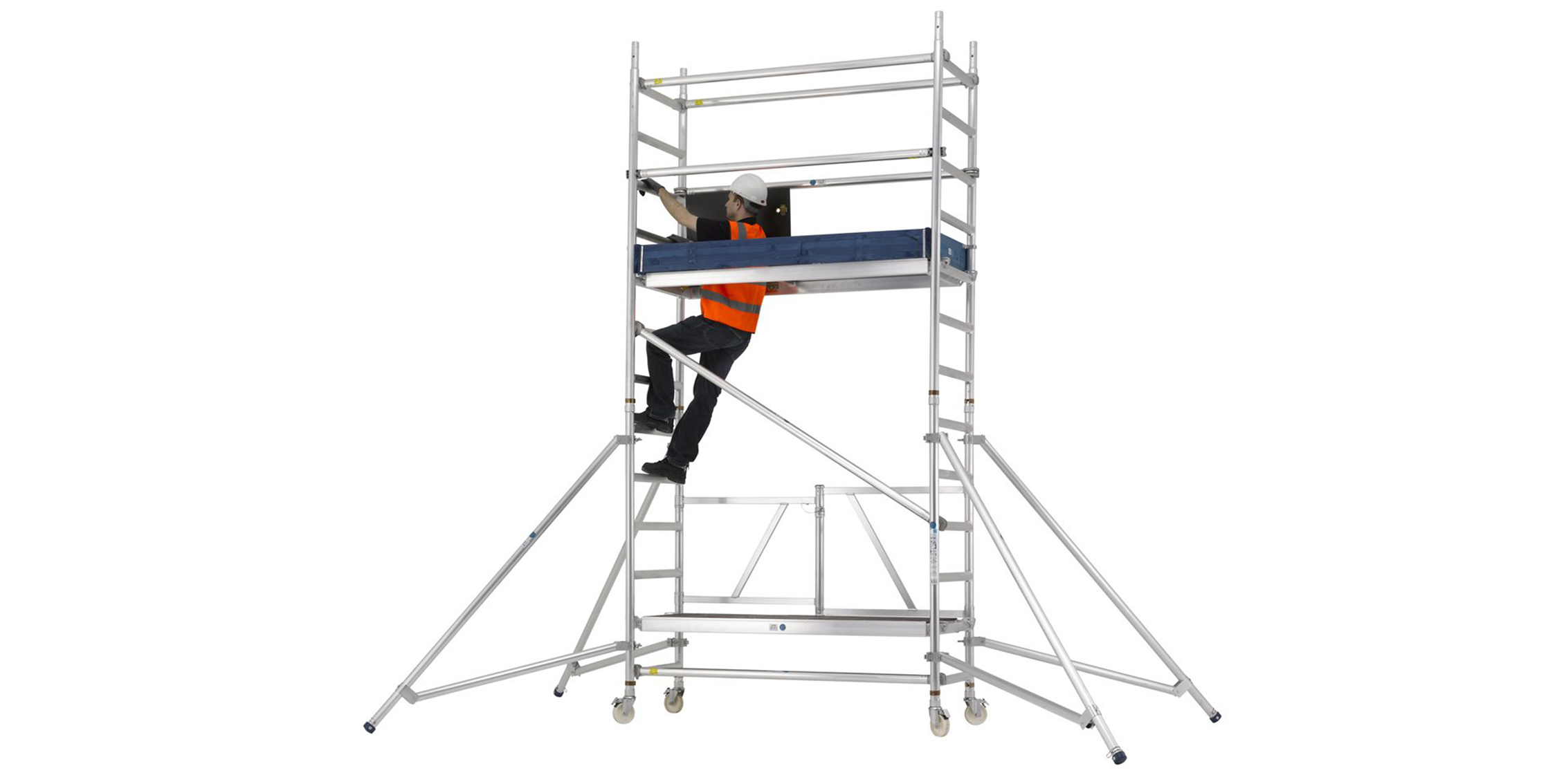 Mobile Tower Scaffolding   Think Safety   Cavan