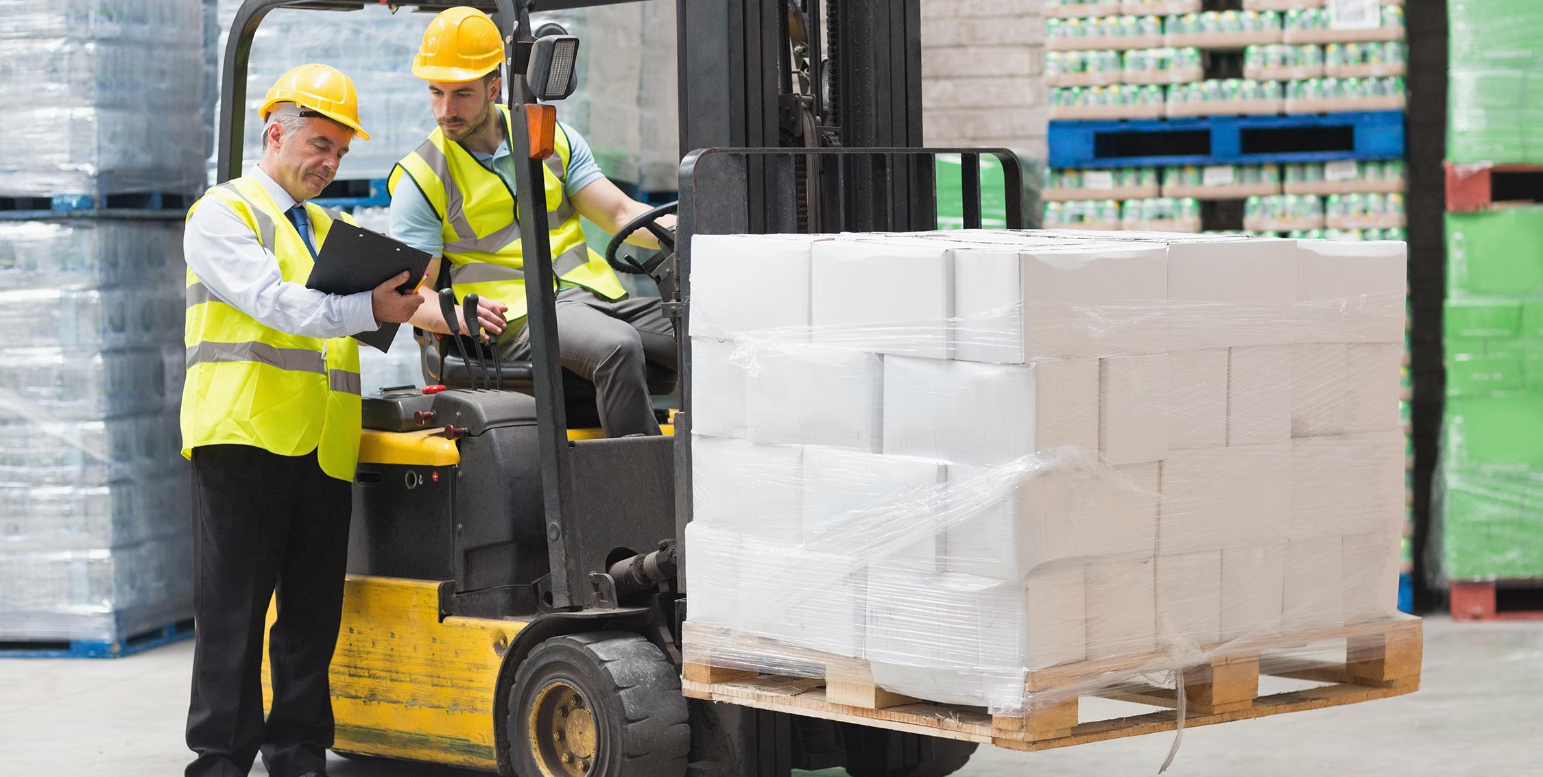 Refresher Forklift Training | Think Safety | Cavan