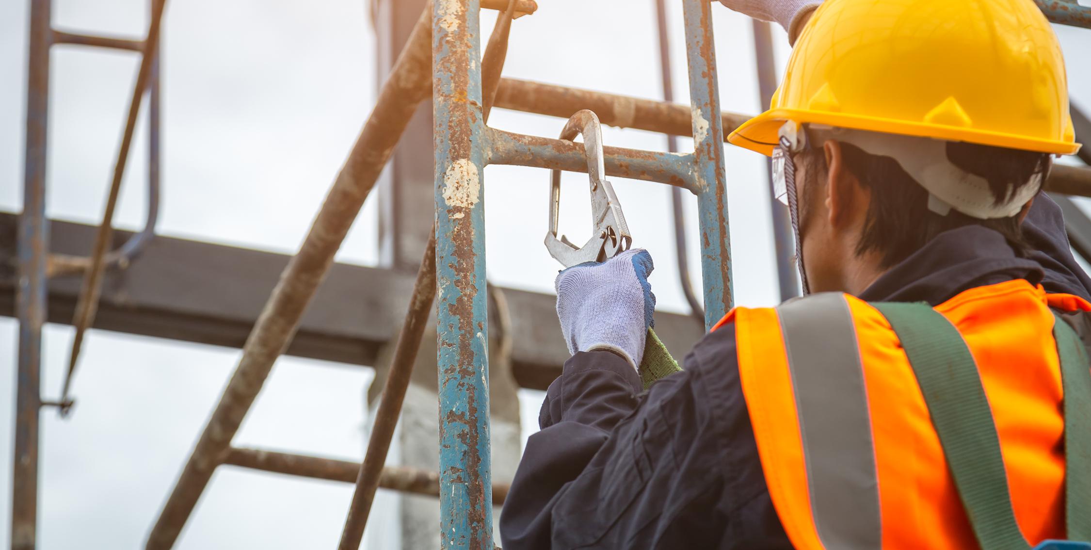 Working at Heights | Think Safety | Cavan